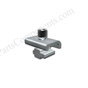 aluminium solar mounts components for flat roof top