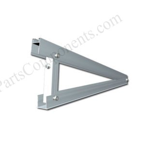 tripod roof mounting triangle for solar panels