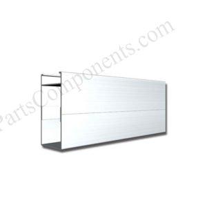 carport solar mounting systems - Rail 115 Splice