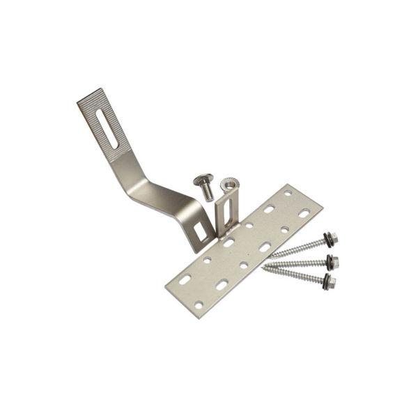 adjustable solar Spanish tile roof hooks