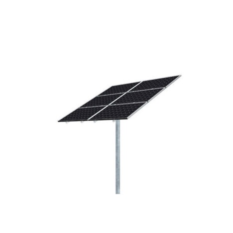 solar pole mounting systems