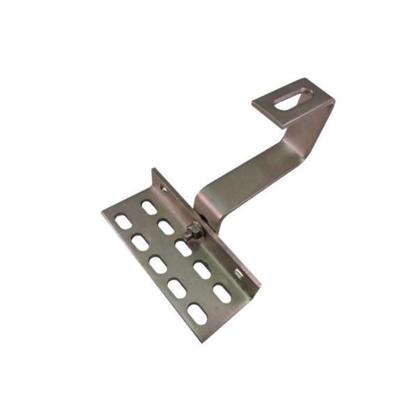 solar roof hooks for all tiles bottom mounting