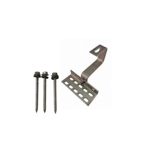 universal solar tile roof hooks bottom mount