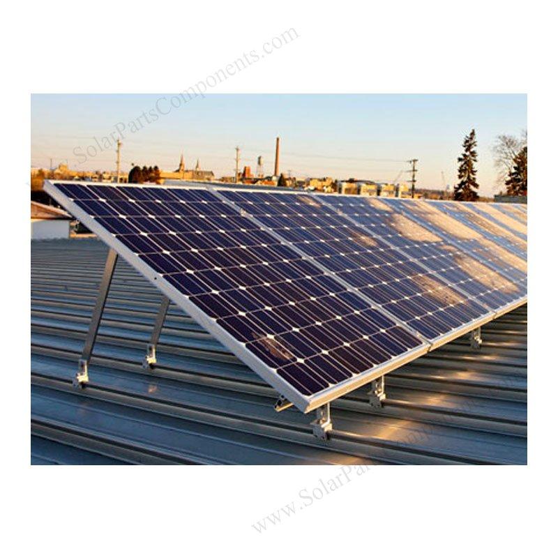 Adjustable Tilt Solar Mounting Systems for metal, sandwich ...