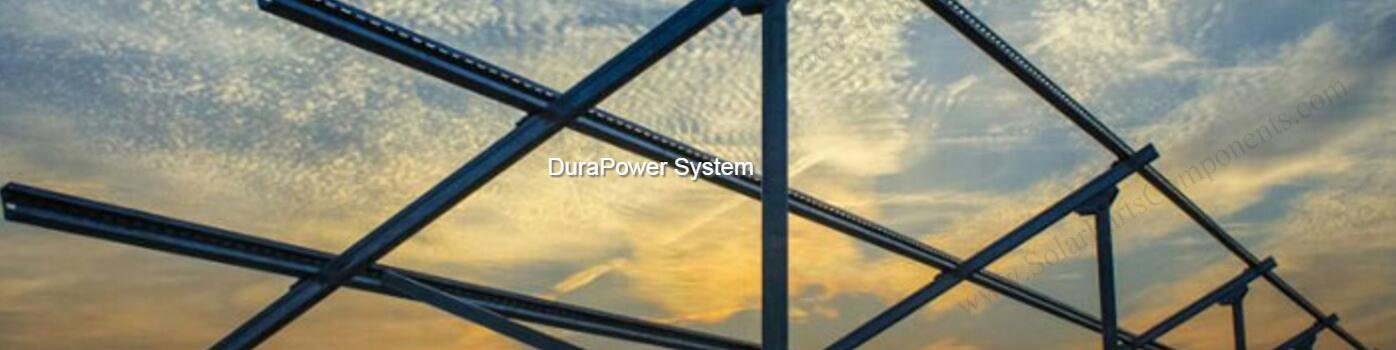 Features of Carbon Steel Solar Ground Mounting System 1