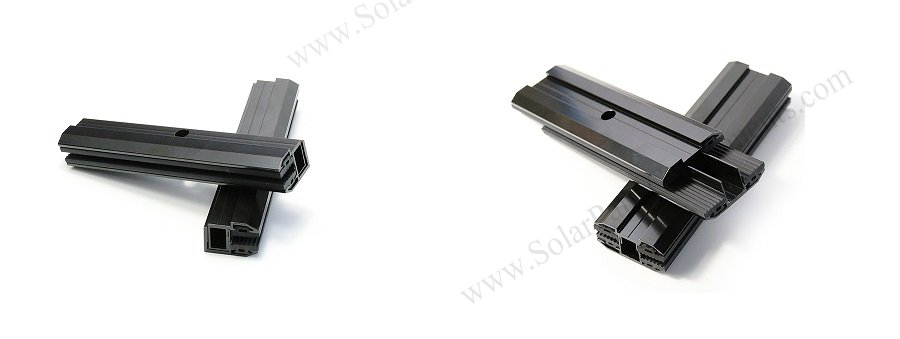 Glass PV Module Mounting Clamps