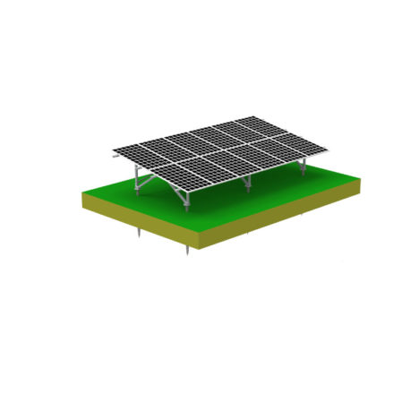 solar ground mounting systems w type