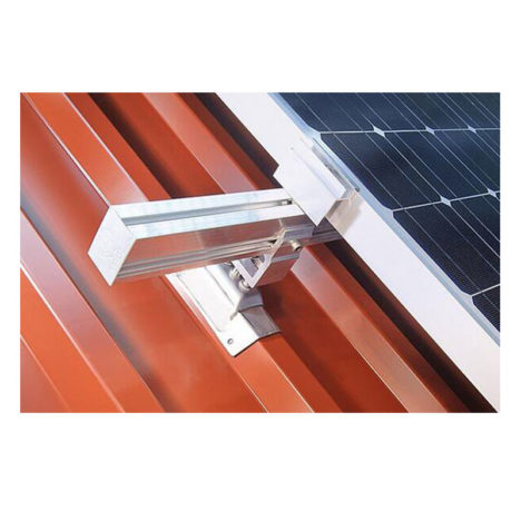 trapezoid metal roof mounts