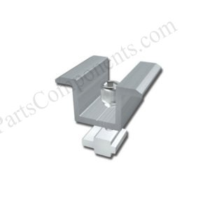 Solar-Metal-Roof-Mounting-Systems-Trapezoid-End-Clamps