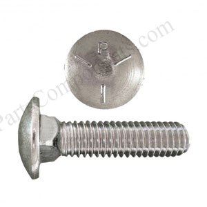 Carriage Bolts SUS304 stainless steel
