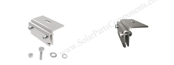 standing seam metal roof clamps Drawing SPC-003