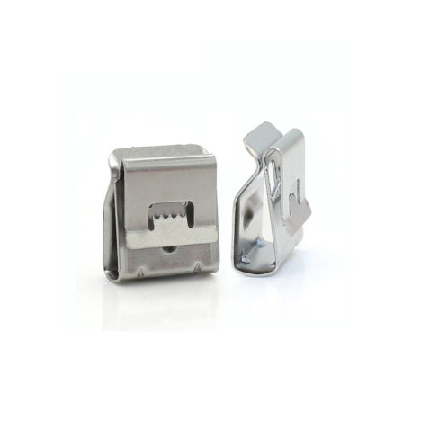 2 lines solar wire clips