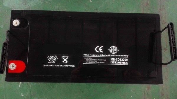 lead acid battery bank