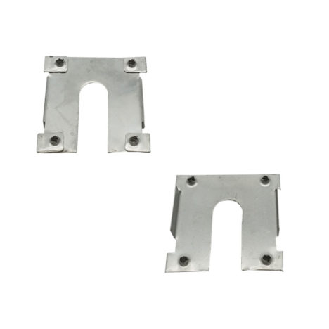 PV panel electrical grounding clips 14N
