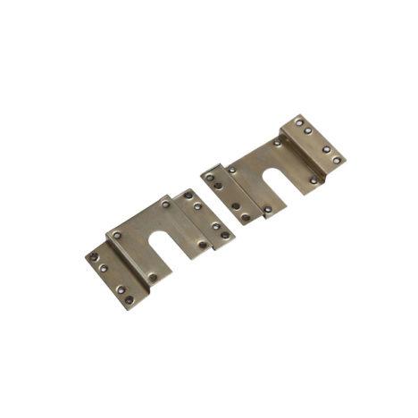 PV module grounding clip 2B