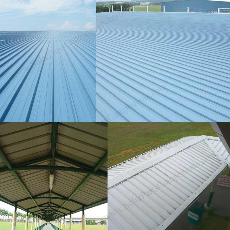 klip lok 406 / 700 Lysaght roofing