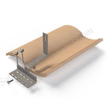solar panel roof hooks for tiles
