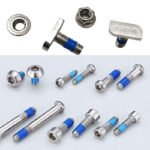 nylok bolts, nylok screws for solar mounting