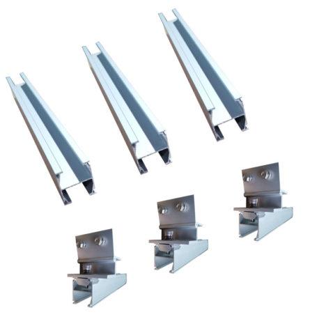 solar mounting rails SPC-R002H