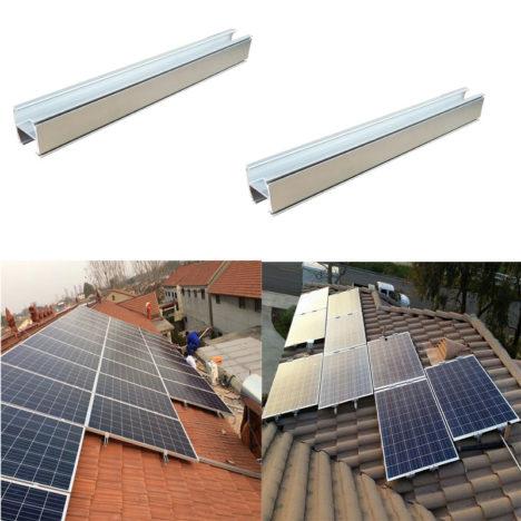 aluminum solar panel rails SPC-R002H