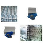 solar panel carbon steel end clamps