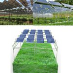 solar ground mounting systems for farm