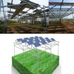 farm solar ground mount systems