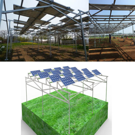 farm solar ground mount systems