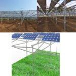 farmland solar ground mounts