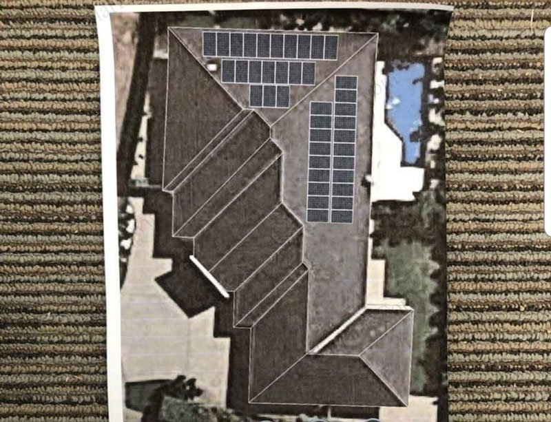 Solar Panel Mounting Australia Blue Plan
