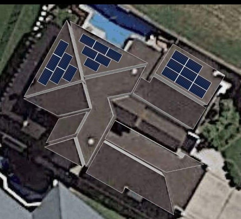 Solar Panel Mounting Australia Project