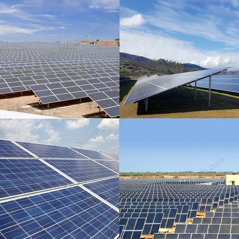 government solar projects