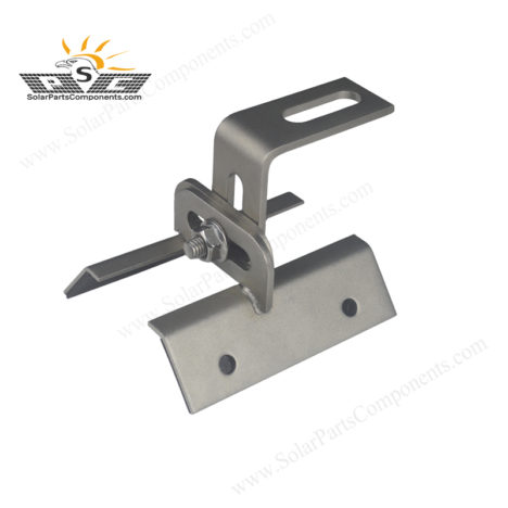 multifunctional trapezoid metal roofing clamps