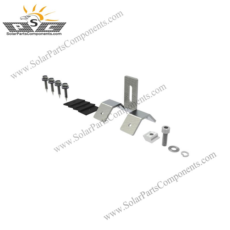 solar metal clamp for pv mounting