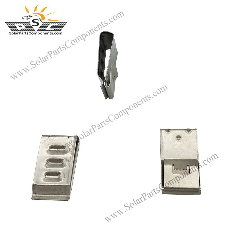 solar panel cable clips for PV wire