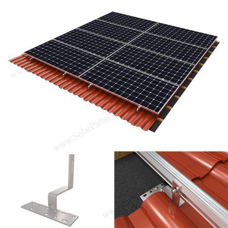 solar-roof-mounts-with-tile-hooks-SPC-RF-IK04-DR-1