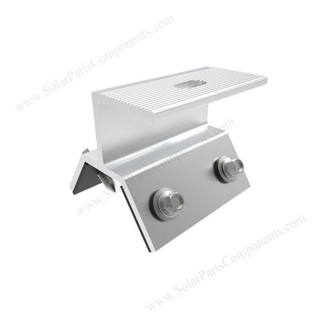 railless solar metal roof clamps