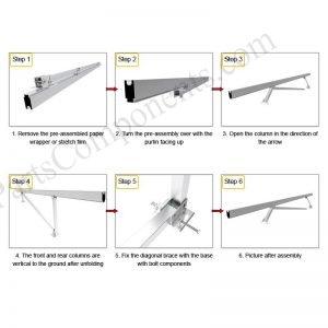 Solar Ground InsSolar Ground Installation-SPC-GA-4H-N-Step-1tallation-SPC-GA-4H-N-Step 1