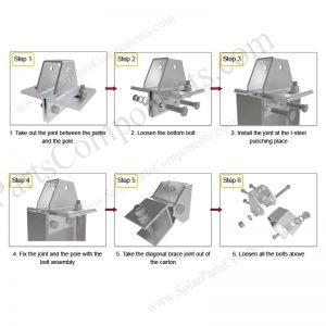 Solar Ground Installation-SPC-HA-4H-PCW-Step-1-1