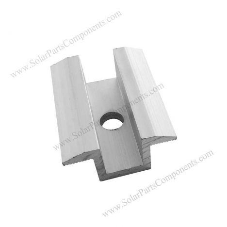 aluminum mid clamps for solar panels